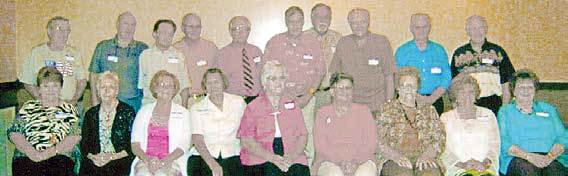 Class of 1958 reunion of 2013